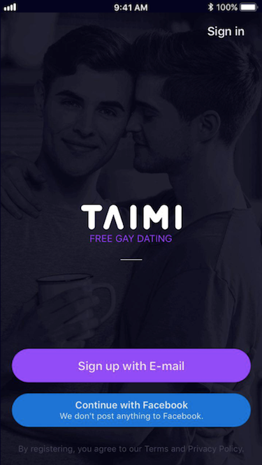taimi dating site