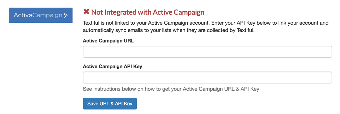 Integrations & Exporting Data: Active Campaign